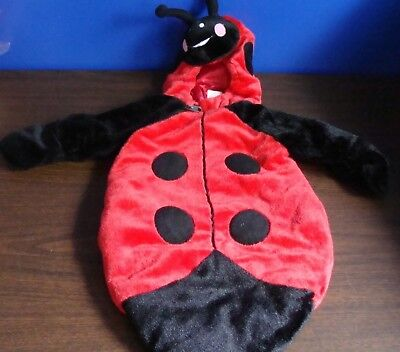 Cute 0-3 Month Halloween Costumes (Baby Ladybug Halloween Costume 0 - 3 months Cute as a Bug)