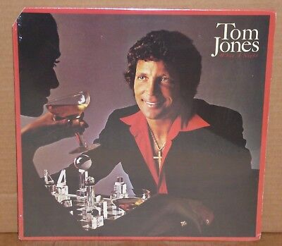 Tom Jones What A Night Sealed Vinyl Lp Record Cut Out