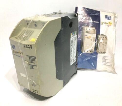WEG Soft Starter SSW05 Series SSW050085T2246EPZ