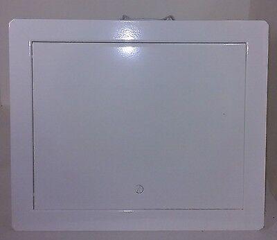 New General Purpose White Metal Access Door - 10 X 10