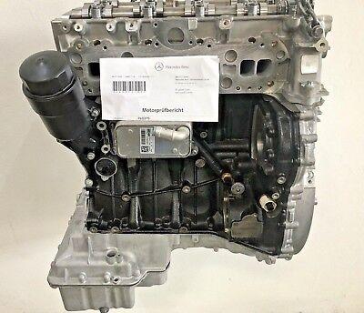 Mercedes Sprinter 316 CDi OM651 getesteter AT- Motor vom Werk max.80 KM gelaufen