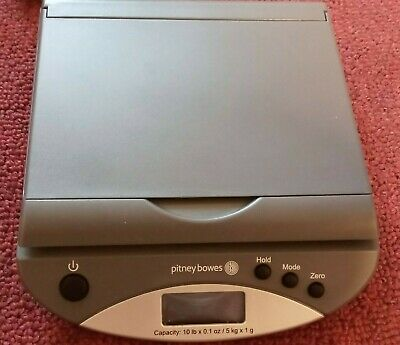 Pitney Bowes 397-b 10 Lb Capacity Integrated Usb Shipping Scale