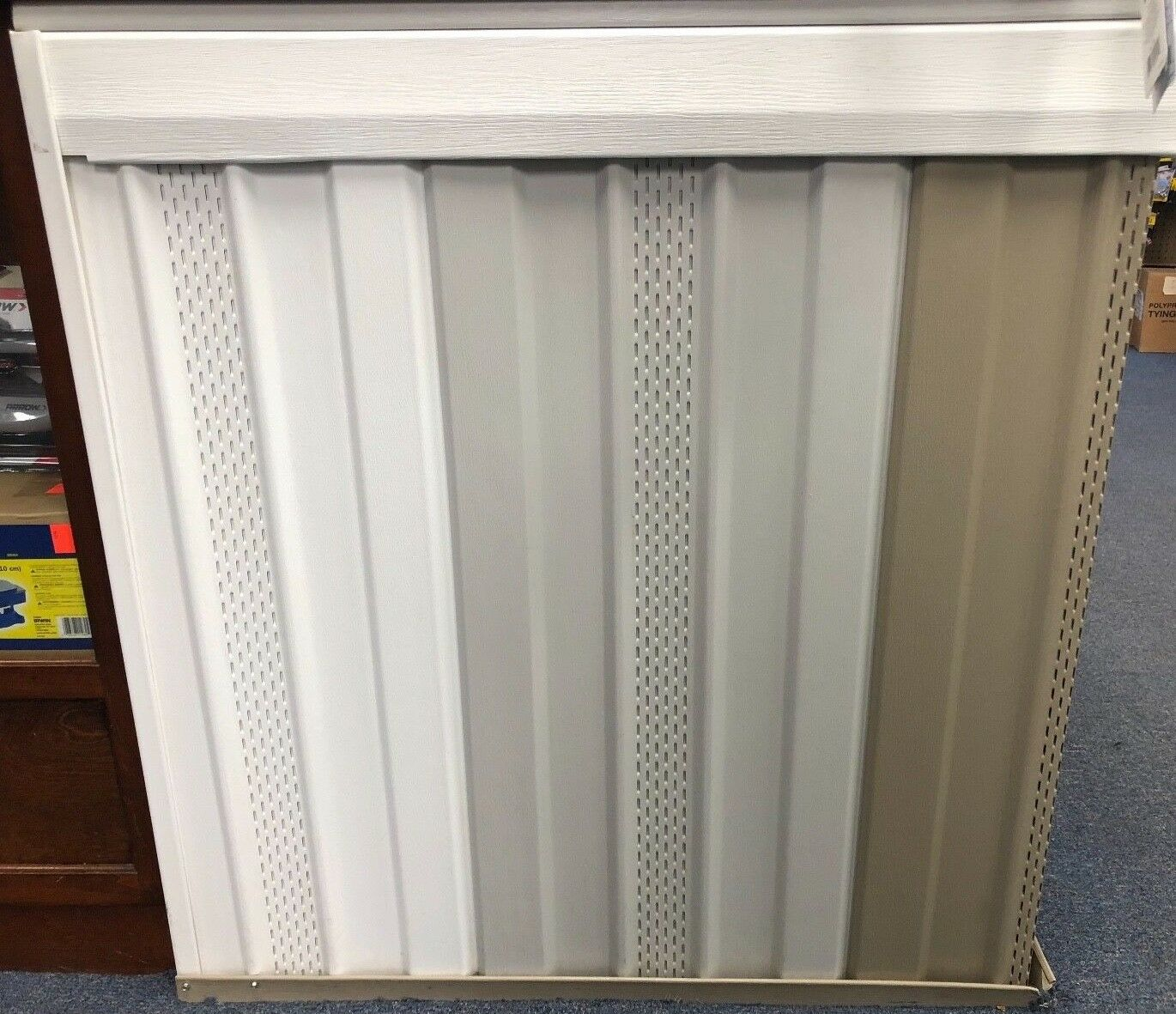 Mobile Home Vinyl Skirting Underpinning Set of 8 Panels 16 ... on a mobile home floor, a mobile home siding, a mobile home kitchen,