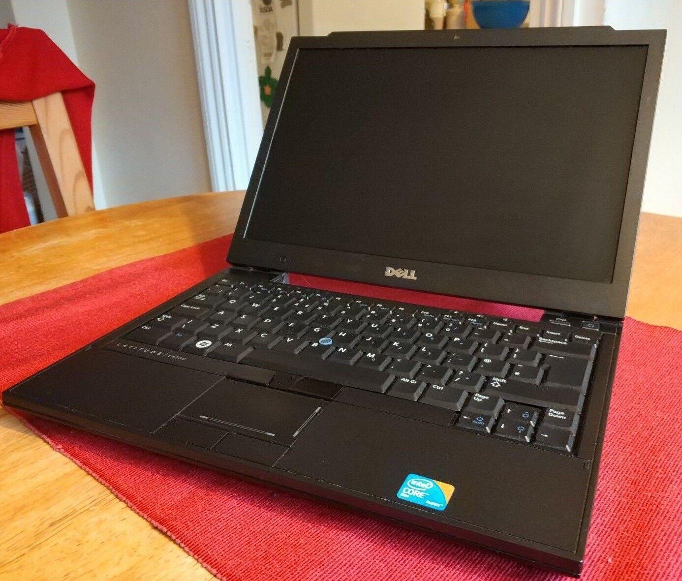 Laptop Windows - Dell Latitude E4300 Laptop - Windows 10 - 250GB HDD - 4GB Ram