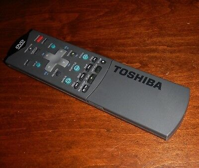 OEM Toshiba DVD Video Remote Controller Model SE-R2107 Replacement Toshiba Video Controller