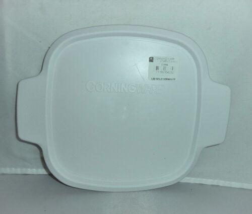 NEW Corning Ware A-1-PC Plastic Storage Cover, lid fits 1, 1 1/2 QT Casseroles