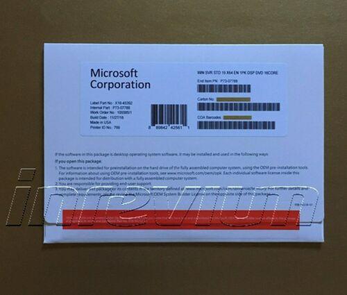 ~~~Windows Server Standard 2019- 16 Cores | Full License [Brand New]~~~~