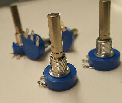 Bourns 3852a Serie Cermet Potentiometer 50k Ohm Linear 2w Single Turn 34 X 14