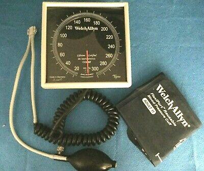 Welch Allyn Sphygmomanometer Set W Head Swivel Basket Flexiport Connect  Ckp