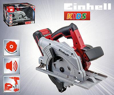 Kinder Werkzeug Happy People Einhell Kids Handkreissäge  LED Anzeige  Neu !