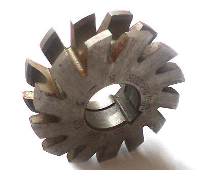 Arc Shaped Profile Cutter 2 1532in R5 Concave By Wmw C5457