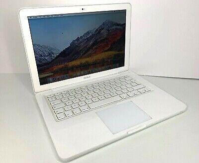 Apple MacBook 7.1 A1342 C2D 2.4Ghz 4GB RAM 250GB HDD  (mid 2010)
