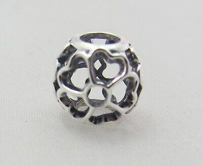 New Authentic Pandora 925 Sterling Silver Charm Primrose, Flower 791489
