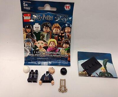 Lego #22 Minifigures LEGO Harry Potter Fantastic Beasts Series 1 Percival Graves