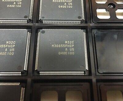 Renesas M30855fhgpu5 M30855 Flash Microcontroller Lqfp-144 Package Qty 1