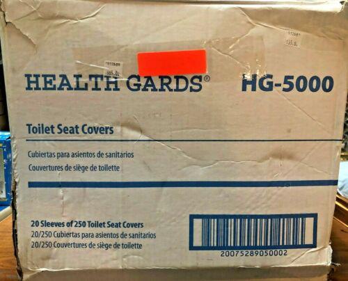 Hospeco Health Gards HG-5000 –2 Case