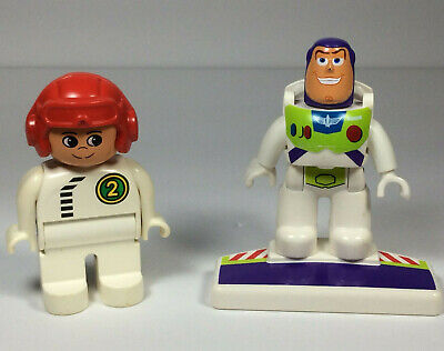 Lego DUPLO Disney Toy Story Space Buzz light year stand/fits jet pack lot/set