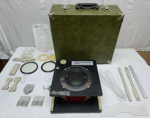 Vintage Photolastic Inc. Polarization Measuring Equipment with Case 081
