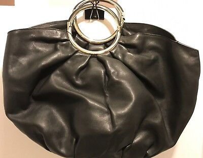 CHRISTIAN DIOR HALF MOON BAG W/ REMOVABLE CLUTCH - 2 BAGS FOR THE PRICE OF (Dior Purse Price)