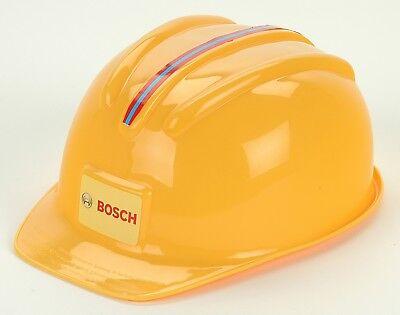 Bosch Kinderhelm für junge Handwerker, Spielzeughelm für Kinder, Theo Klein