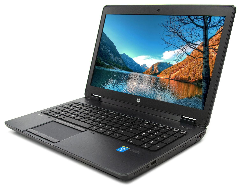 """HP ZBook 15 G2 15.6"""" FHD Laptop Intel i7-4810MQ 32GB RAM 512GB SSD K2100M 2GB"""