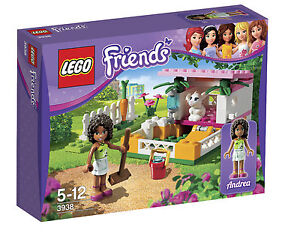 LEGO Friends 3938 - Andrea's Kaninchenstall (Japan Import)