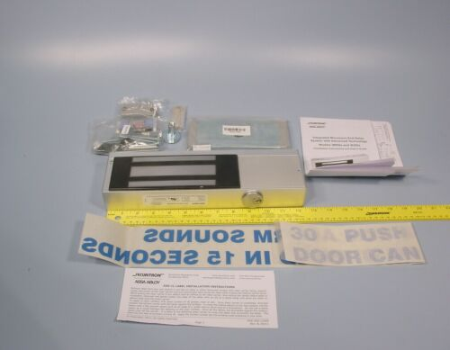 Securitron IEXDA ASSA ABLOY Delayed Egress Magnalock 12/24VDC