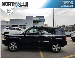 2016 Jeep Patriot High Altitude W/ SUNROOF & LEATHER UPHOLSTER