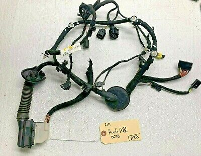 2011 2012 2013 2015 2016 2017 AUDI A8L D4 - FRONT RIGHT DOOR WIRING HARNESS