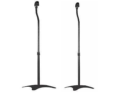1 PAAR Boden Lautsprecherständer Bodenständer Lautsprecherstativ Standfuß NEU