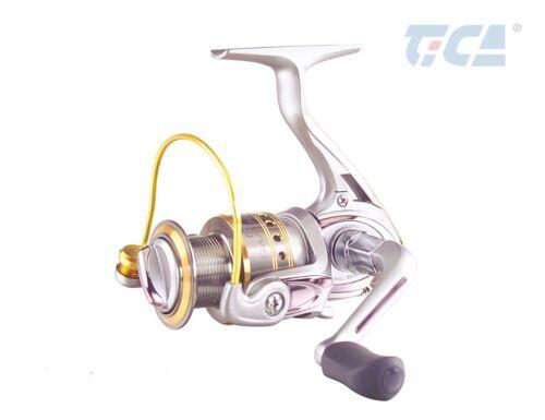 TiCA GAA Front Drag Spinning Reel GAA2500 / GAA3000