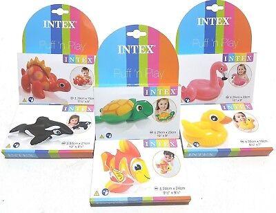 Intex Wasserspieltier Wasserspielzeug aufblasbare Tiere Kinder Baby