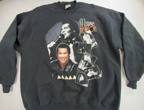 Vintage Wayne Newton Sweatshirt Men