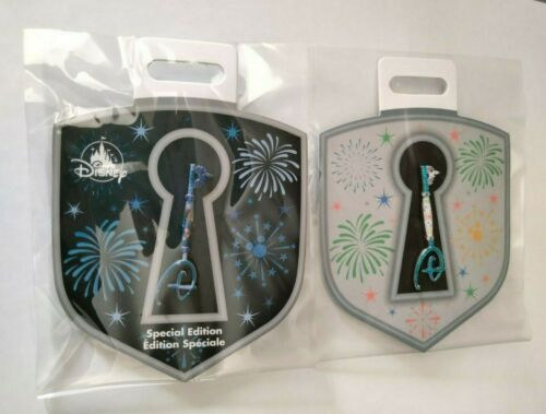 New Disney Fantasia 80Th Anniversary And Fireworks Pin Lot Of 2