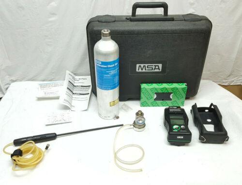 MSA Orion Multi-Gas Detector with Accessories