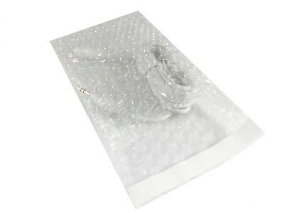 4 X 5.5 Bubble Bags Pouches Clear Self Seal 25 Pack