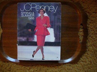 Vintage JC Penney Spring & Summer Catalog 1988