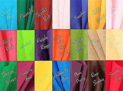 Gift Wrap Tissue Paper- Solid Colors-LARGE 20