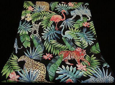 """42500-20-519) moderne Vliestapete """"Collage"""" Tropical Dschungel  gebraucht kaufen  Aulosen"""