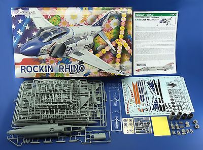 EDUARD 1143 F-4J Rockin´ Rhino in 1:48 LIMITED