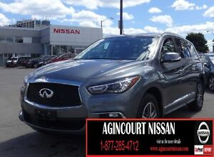2017 Infiniti QX60 AWD|NAVI|LEATHER|360 CAMERA|