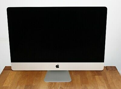 Apple iMac Retina 5K 27 inch Mid 2015 - 16GB, 256GB Flash - Good Condition