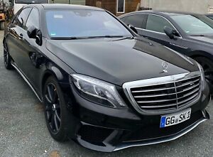 Mercedes-Benz S 63 L AMG 4Matic *DRIVER'S PACKAG* *1.HAND*