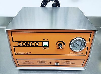 2012 Unit- Allied Gomco 4042 General Vacuum Aspirator - Converted For Tabletop