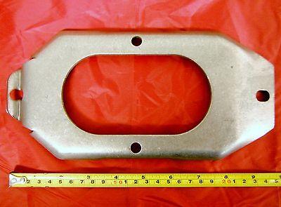 Bridgeport J Head Milling Machine Variable Speed Change Plate 2180058 M1551 New