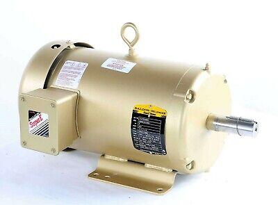 New 36a001r150g1 Baldor Reliance 5 Hp Super-e Motor Cat 4107654800
