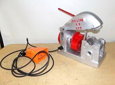 Rothenberger Collins E-z Cut Cutter Pipe Sprinlker