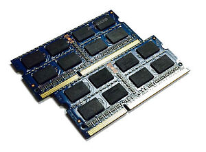 4GB 2x 2GB Apple iMac Early 2009 Late 2009 Core 2 Duo Memory DDR3 1067 MHz RAM