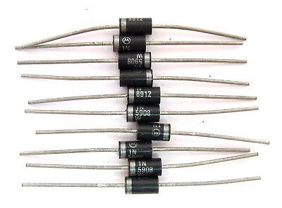 1N5908: Overvoltage Transient Suppressor: DO-201 Case: 10/Lot - Over Voltage Transient Suppressor