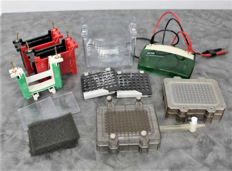 Bio-Rad Mini Protean Tetra Cell with 2 Bio-Dots Includes 90-day Warranty